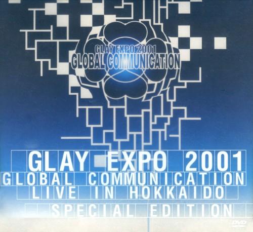 【中古】初限)GLAY EXPO 2001 GLOBAL COMMUN…SPED 【DVD】/GLAY