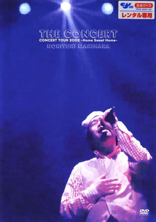 【中古】槇原敬之/THE CONCERT CONCERT TOUR 200… 【DVD】/槇原敬之