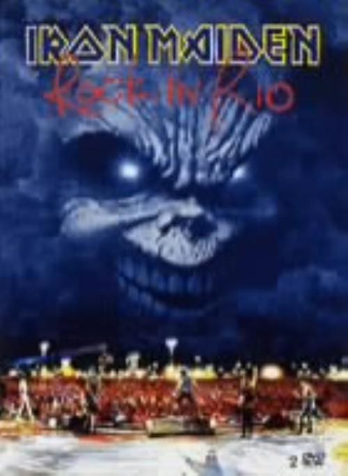 【中古】アイアン・メイデン/ライヴ・アット・ロック・イン・リオ 【DVD】/アイアン・メイデン