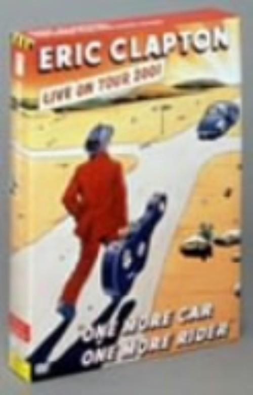 【中古】初限)エリック・クラプトン/ワン・モア・カー、ワン・モア・ライダ… 【DVD】/エリック・クラプトン