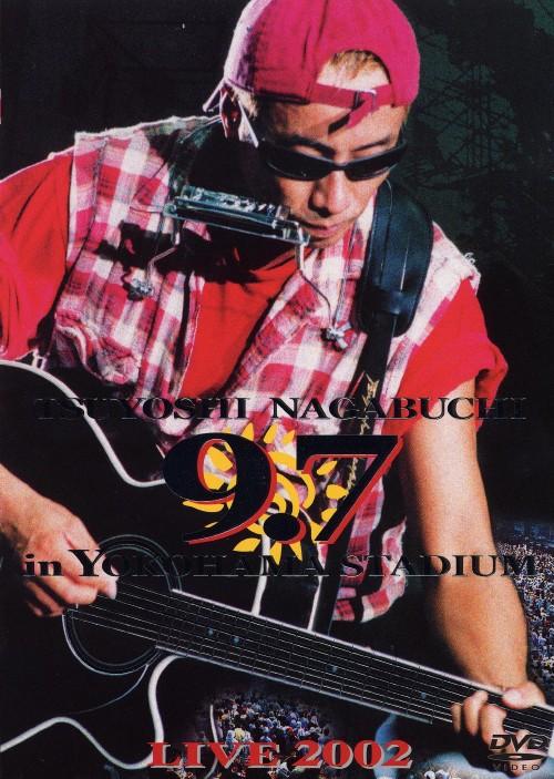 【中古】長渕剛/9.7 in 横浜スタジアム LIVE 2002 【DVD】/長渕剛