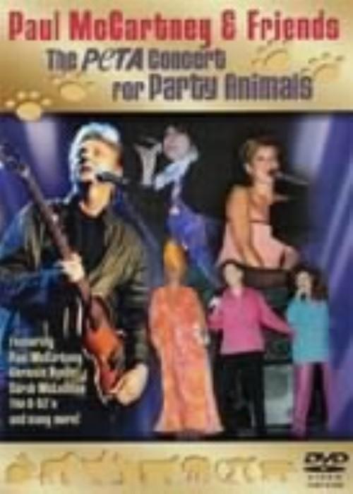 【中古】ポール・マッカートニー&フレンズ/The PETA Concert f… 【DVD】/ポール・マッカートニー&フレンズ