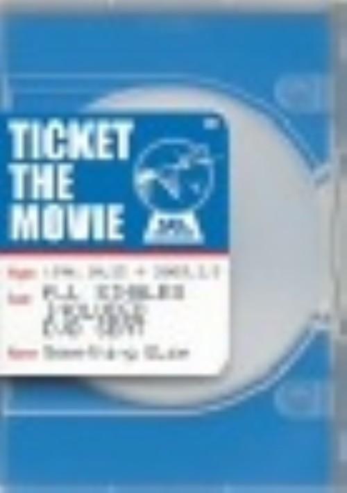 【中古】Something else/TICKET THE MOVIE 【DVD】/Something else