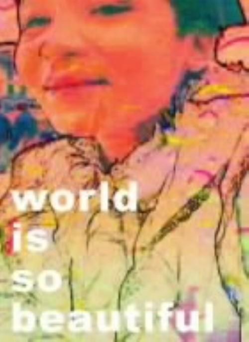 【中古】高木正勝/World is so beautiful 【DVD】/高木正勝