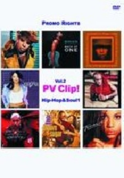 【中古】2.PROMO RIGHTS PV Clip !/Hip-Hop&S…1 【DVD】