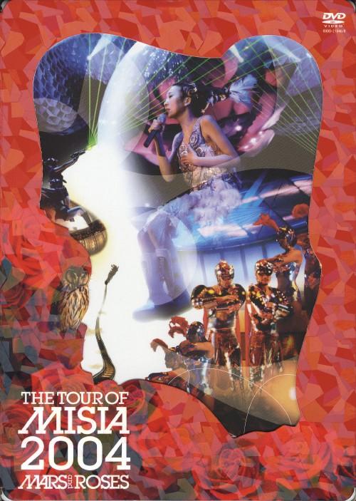 【中古】THE TOUR OF MISIA 2004 MARS & ROSES 【DVD】/MISIA