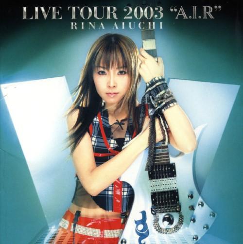 【中古】RINA AIUCHI LIVE TOUR 2003 A.I.R 【DVD】/愛内里菜
