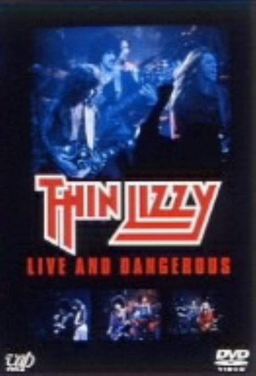 【中古】シン・リジィ/LIVE & DANGEROUS 【DVD】/シン・リジィ