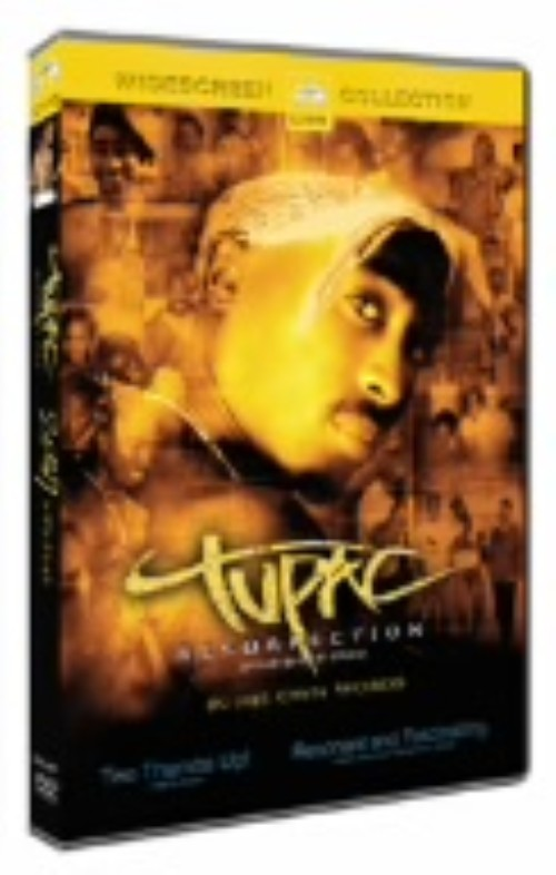 【中古】Tupac/Resurrection SP・コレクターズ・ED 【DVD】/2PAC