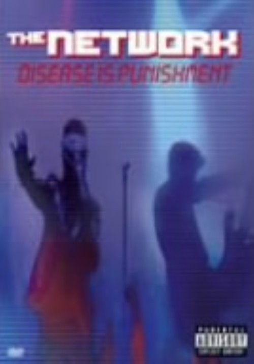 【中古】ディジーズ・イズ・パニッシュメント 【DVD】/ザ・ネットワーク