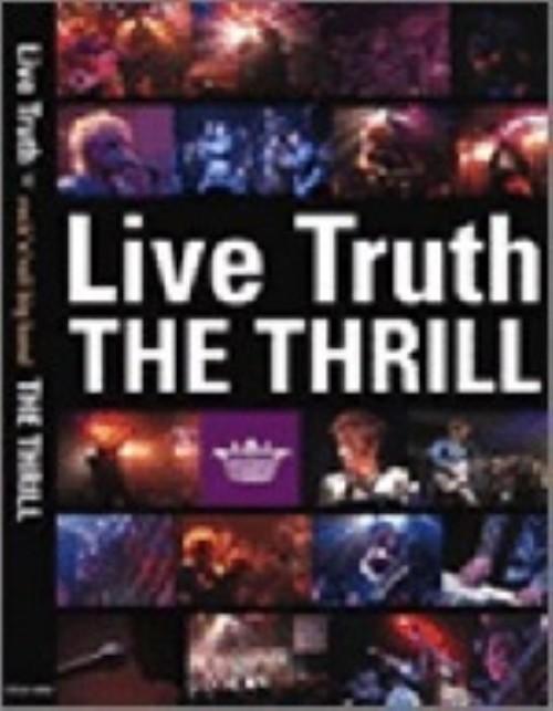 【中古】THRILL/Live Truth 【DVD】/THRILL