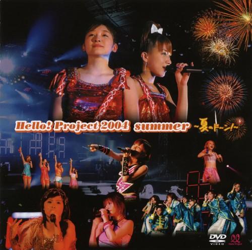 【中古】Hello Project2004 Summer - 夏のドーン! 【DVD】/モーニング娘。