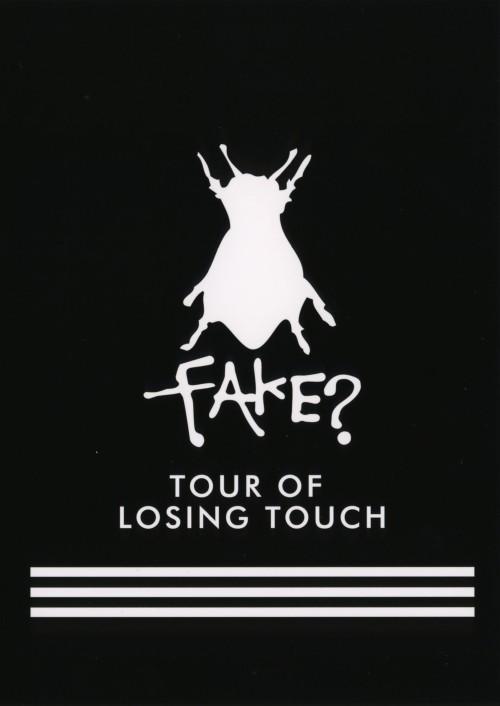 【中古】TOUR OF LOSING TOUCH SHIBUYA-AX 【DVD】/FAKE?