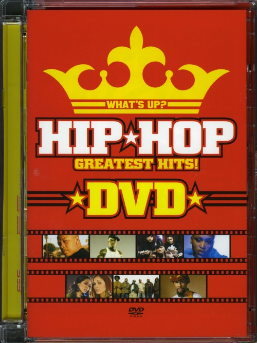 【中古】1.WHAT'S UP? HIP・HOP GREATEST HITS! 【DVD】
