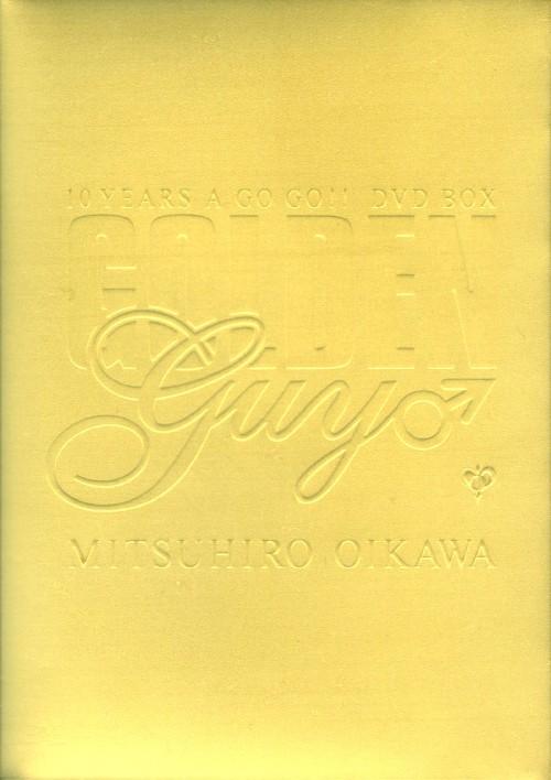 【中古】GOLDEN GUY 10周年記念 BOX 【DVD】/及川光博