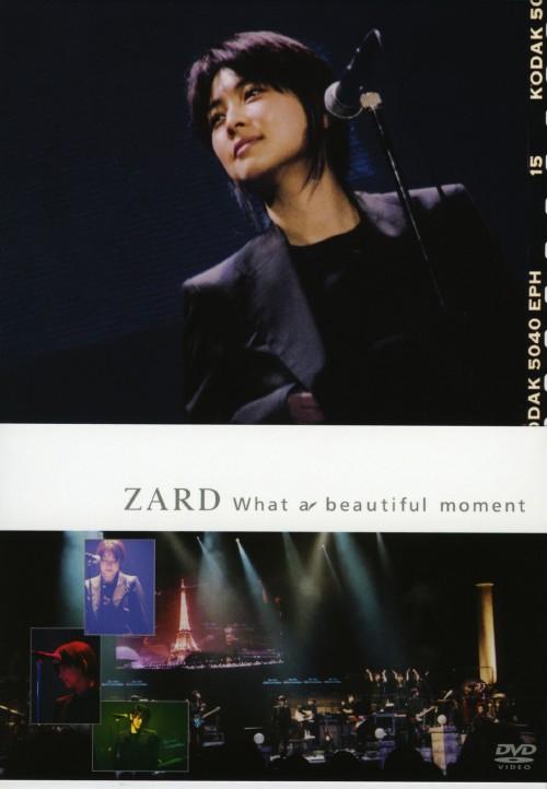 【中古】ZARD 〜What a beautiful moment〜 【DVD】/ZARD