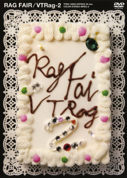 【中古】RAG FAIR/2.MUSIC CLIPS VTRag 【DVD】/RAG FAIR