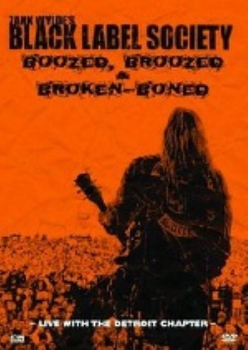 【中古】ザック・ワイルド/Boozed Broozed&Broken Boned 【DVD】/ザック・ワイルド