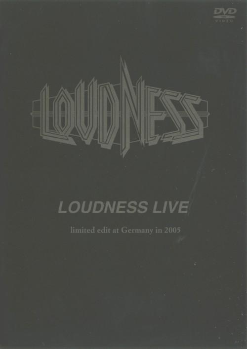 【中古】LOUDNESS/LIVE limited ED at Germany2005 【DVD】/LOUDNESS