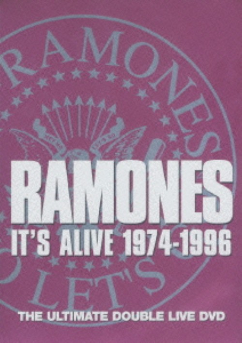 【中古】イッツ・アライヴ 1974−1996 【DVD】/ラモーンズ
