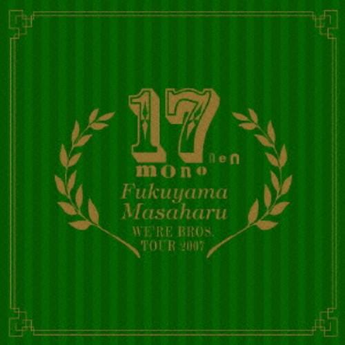 【中古】初限)福山雅治/WE RE BROS.TOUR2007…BOX 【DVD】/福山雅治