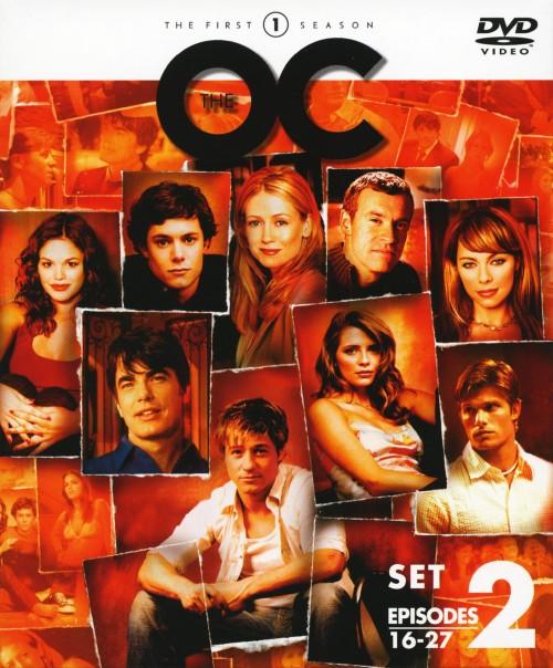 【中古】期限)2.The OC 1st セット (完) 【DVD】/ミーシャ・バートン