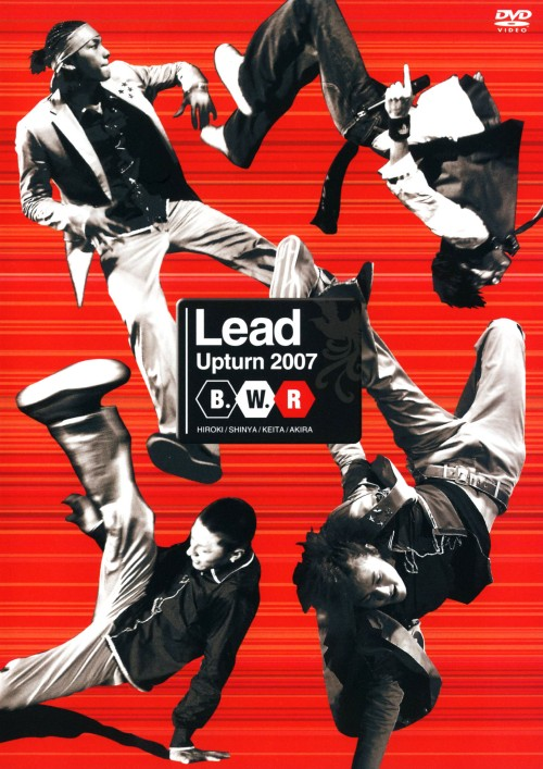 【中古】Lead Upturn 2007 B.W.R 【DVD】/Lead