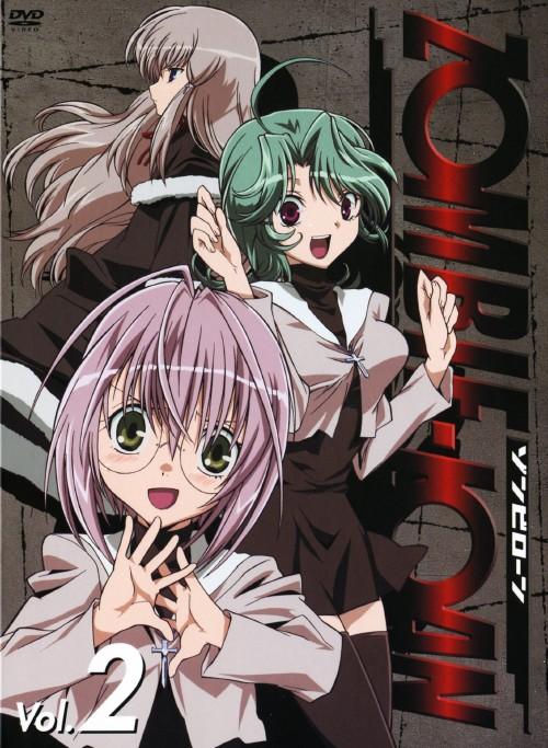【中古】初限)2.ZOMBIE−LOAN 【DVD】/桑島法子