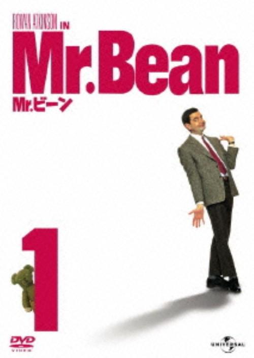 【中古】初限)1.Mr.ビーン 【DVD】/ローワン・アトキンソン