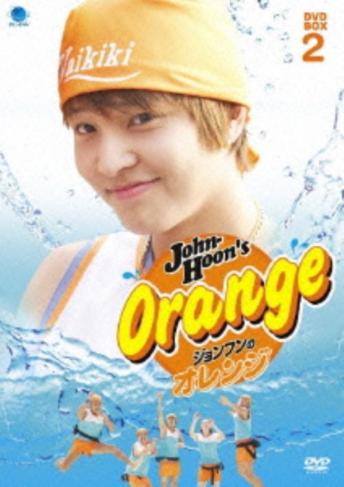 【中古】2.ジョンフンのオレンジ BOX 【DVD】/キム・ジョンフン