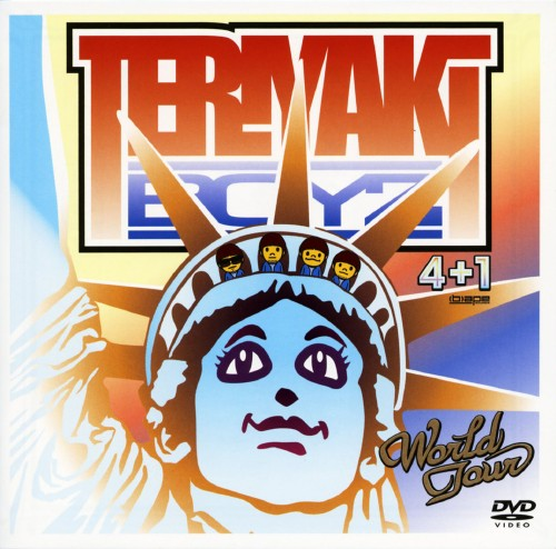 【中古】WORLD TOUR 【DVD】/TERIYAKI BOYZ