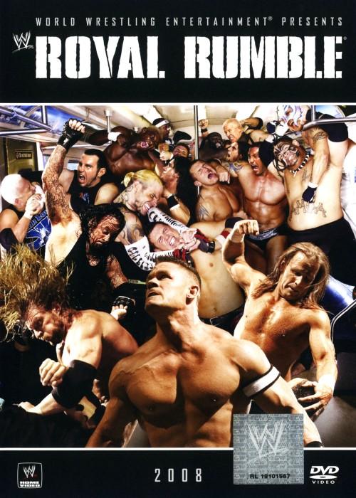 【中古】WWE ロイヤルランブル 2008 【DVD】/クリス・ジェリコ