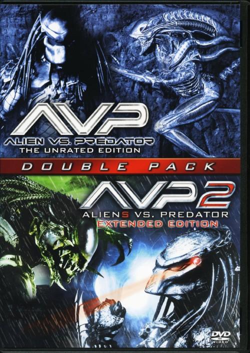 【中古】AVP 完全版 1&2 ダブルパック 【DVD】/サナ・レイサン