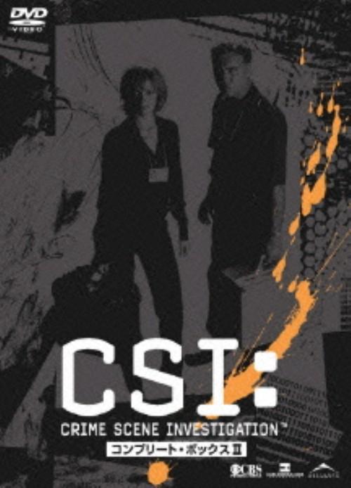 【中古】2.CSI:科学捜査班 1st BOX 【DVD】/ウィリアム・ピーターセン