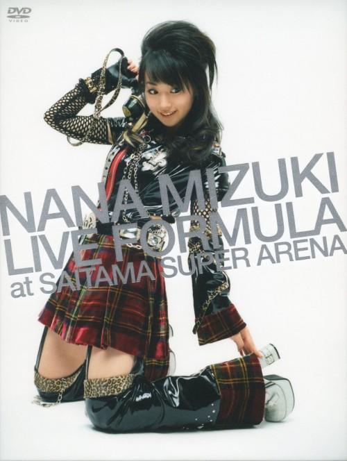 【中古】NANA MIZUKI LIVE FORMULA 【DVD】/水樹奈々