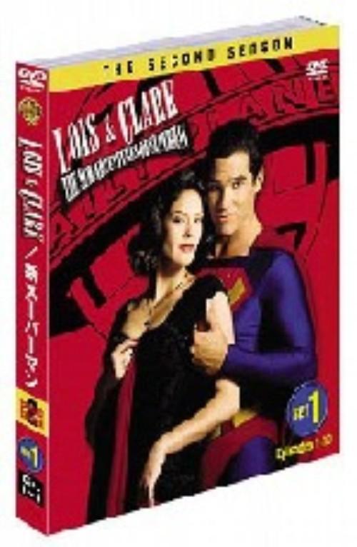 【中古】LOIS&CLARK/新スーパーマン 2nd BOX 【DVD】/ディーン・ケイン