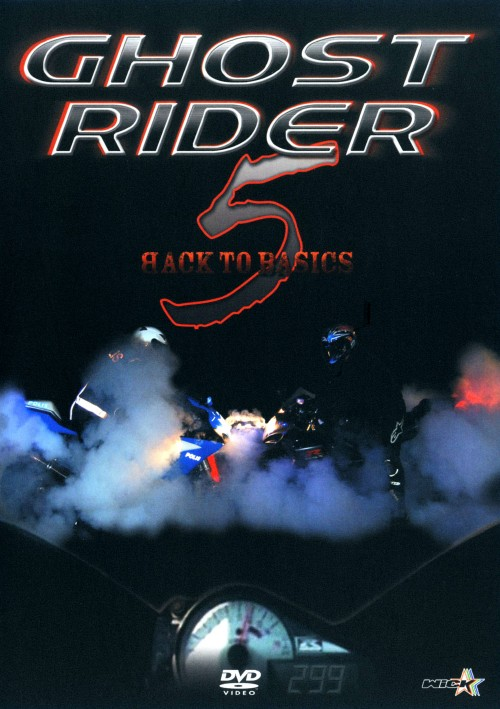 【中古】5.ゴーストライダー BACK TO BASICS 【DVD】