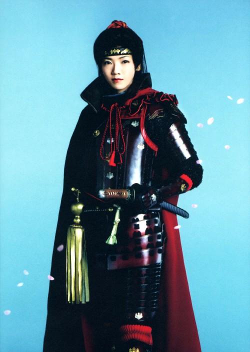 【中古】初限)茶々 天涯の貴妃 特別限定版(おんな) 【DVD】/和央ようか