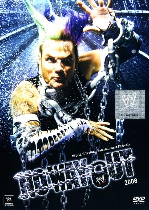 【中古】WWE ノー・ウェイ・アウト 2008 【DVD】