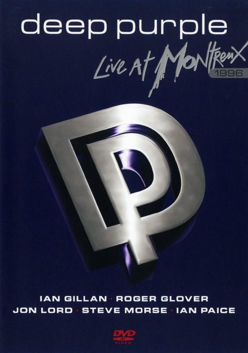 【中古】初限)ディープ・パープル/ライヴ・アット・モントルー1996 【DVD】/ディープ・パープル