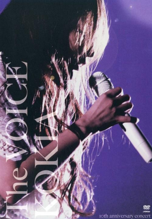 【中古】The VOICE 〜10th Anniversary・・・(2枚) 【DVD】/KOKIA