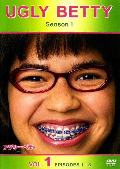 【中古】1.アグリー・ベティ 1st 【DVD】/アメリカ・フェレーラ