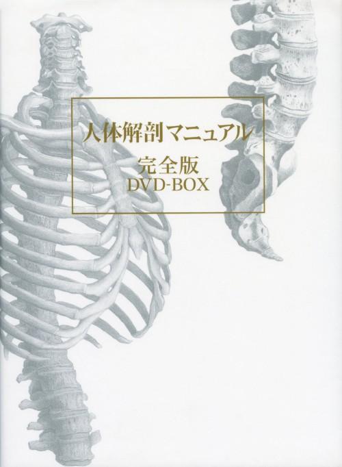 【中古】人体解剖マニュアル 完全版 BOX 【DVD】/グンター・フォン・ハーゲンス