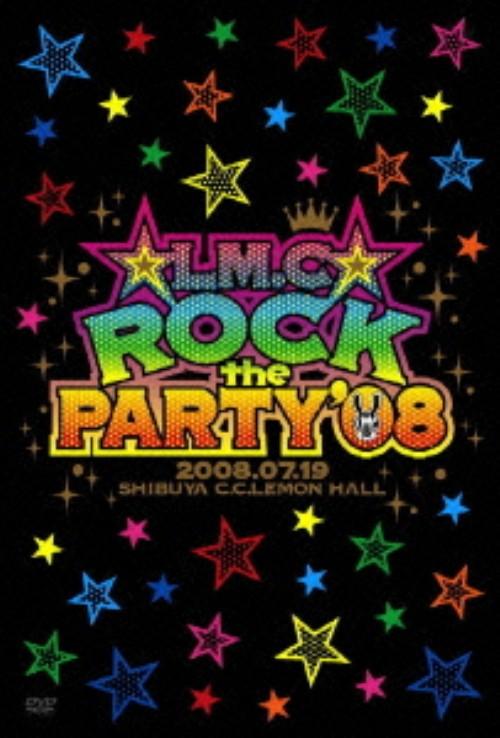 【中古】LM.C/Rock the PARTY '08 【DVD】/LM.C