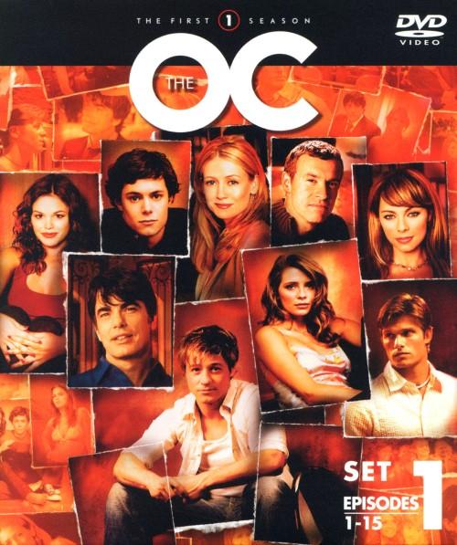 【中古】1.The OC 1st セット 【DVD】/ミーシャ・バートン