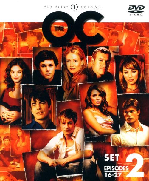 【中古】2.The OC 1st セット (完) 【DVD】/ミーシャ・バートン