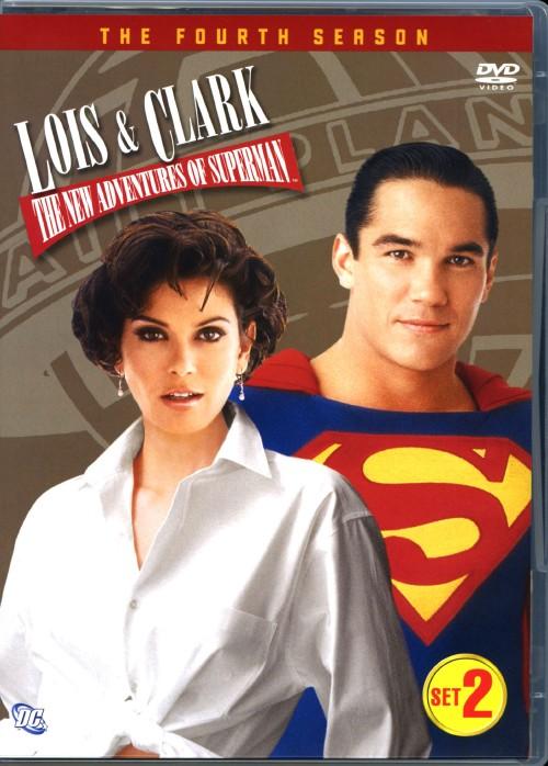【中古】2.LOIS&CLARK/新スーパーマン 4th BOX (完) 【DVD】/ディーン・ケイン