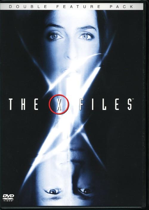 【中古】初限)X−ファイル(劇場版) ダブルパック 【DVD】/デイビッド・ドゥカブニー