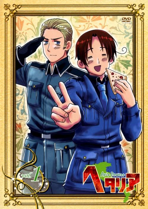 【中古】初限)1.ヘタリア Axis Powers 【DVD】/浪川大輔