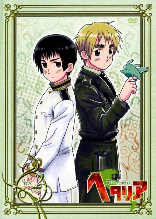 【中古】初限)2.ヘタリア Axis Powers 【DVD】/浪川大輔